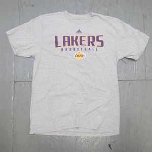 Adidas Lakers shirt